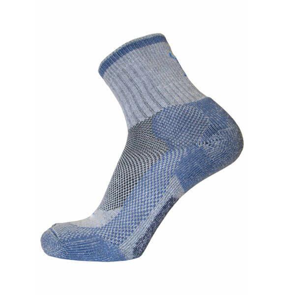 Trekking light κάλτες - μπλέ