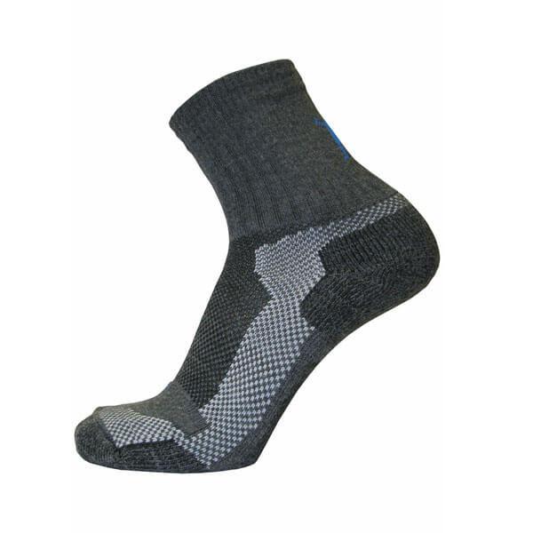 Trekking Light Socks -AlpinTec - charcoal grey
