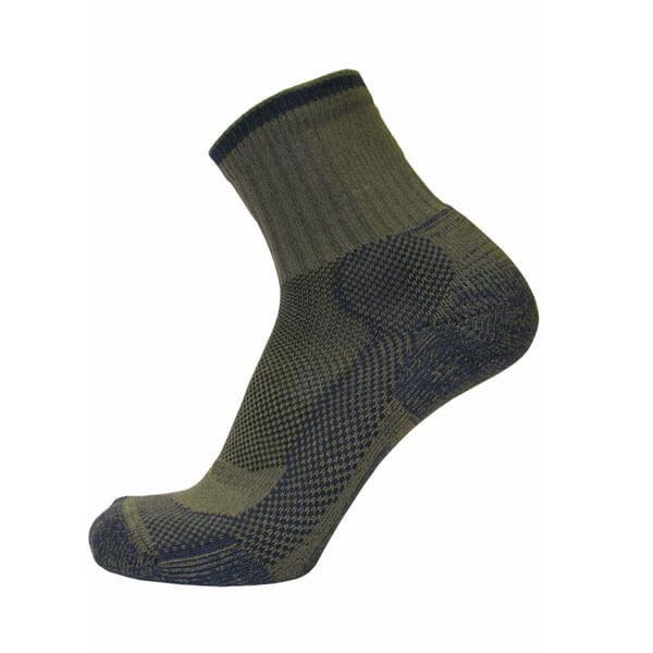 Trekking Light Socks -AlpinTec - khaki