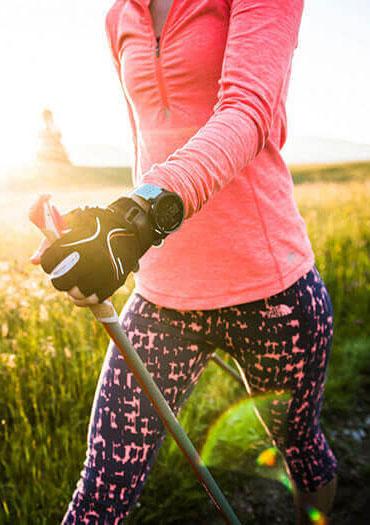 Μπατόν πεζοπορίας για Nordic Walking - alpintec