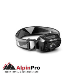 Flashlight HL-04IR - AlpinPro - Waterproof - For helmet