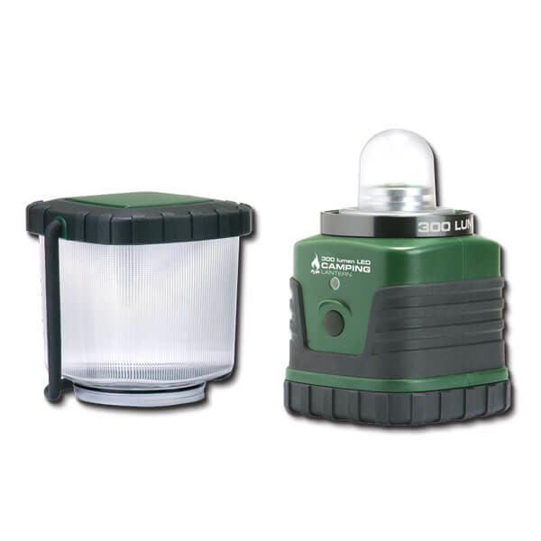 Flashlight LT-1813D - AlpinPro - Ideal for camping - Waterproof
