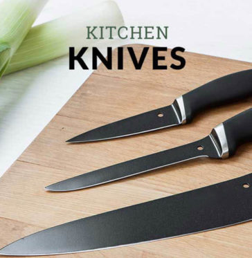 KITCHEN KNIVES - PRODUCTS FOR KITCHEN