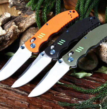 POCKETKNIVES - KNIVES - COMPASSES
