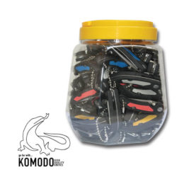 Pockeknife 22515 - 2,5 - Komodo - 60 pieces