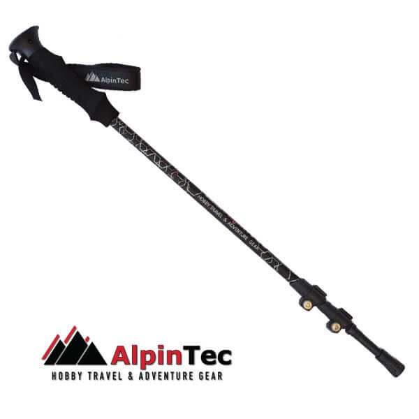 Carbon μπατόν πεζοπορίας AlpinTec FC80