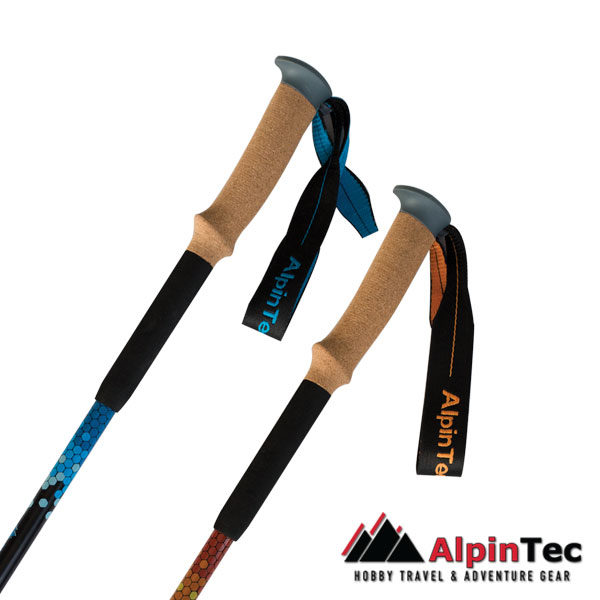 Walking Pole FA7N1 - AlpinTec - Lighter and Stronger