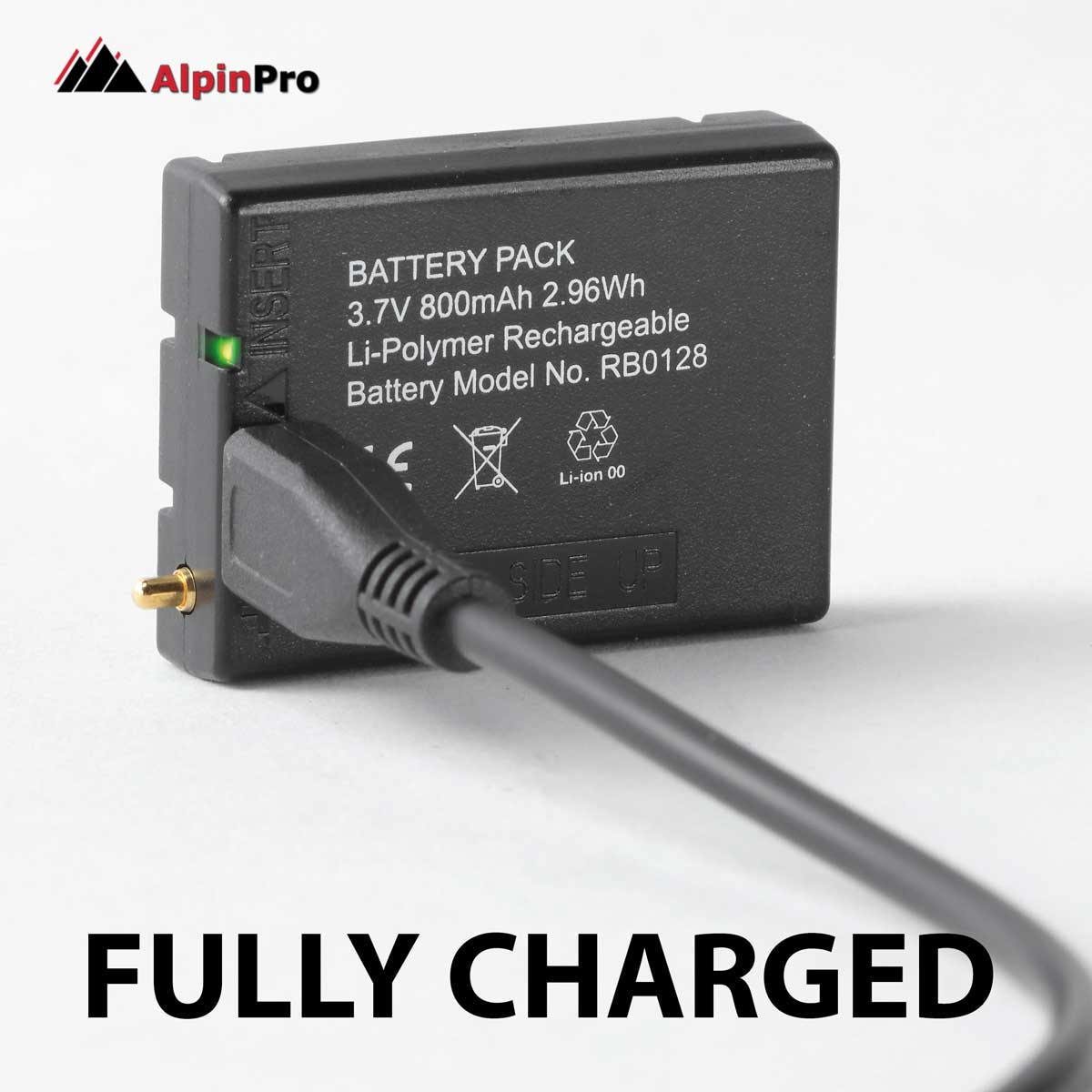 BATTERY RB-42-fully-charged-AlpinPro
