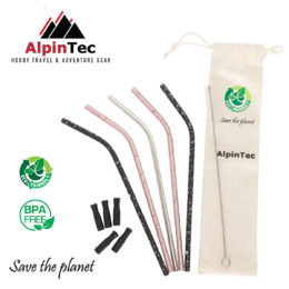 Bend Straw 6mm