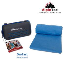 Towel_πετσέτα_AlpinTec_BlueXL_Fast