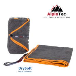 Towel_πετσέτα_AlpinTec_OrangeXL