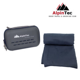 Towel_πετσέτα_AlpinTec_Navy_Fast